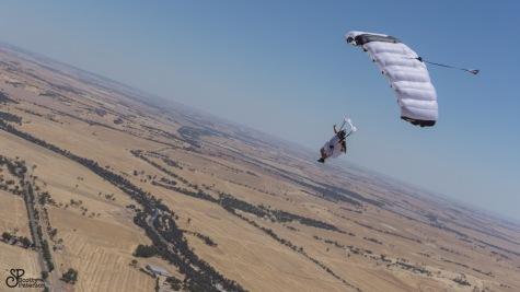 Peter Salzmann, Wingsuit, Picture by Scott Paterson